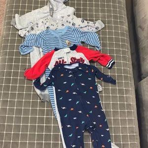 Baby boy onesies